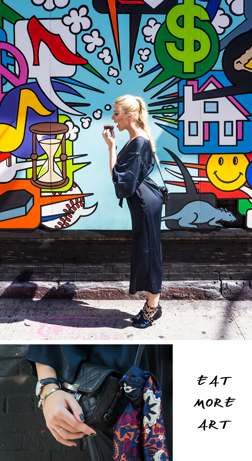 Artsy-Walls-NY-Belle-Melange-Fashion-Outfit-Rock'n'Roll_Ballerina-5