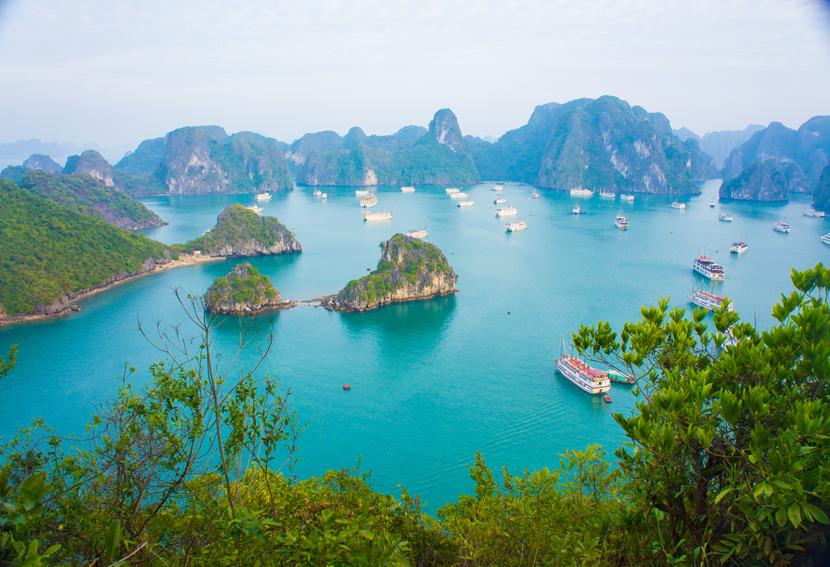 Halong-Bay-Vietnam-VSpiritClassicCruises-Travel-BelleMelange-10