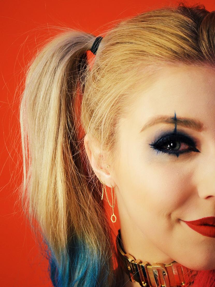 Look-Harley-Quinn-Karneval-Blog-Belle-Melange-2