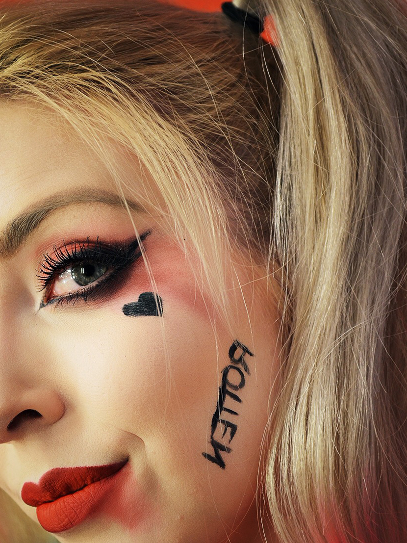 Look-Harley-Quinn-Karneval-Blog-Belle-Melange-3