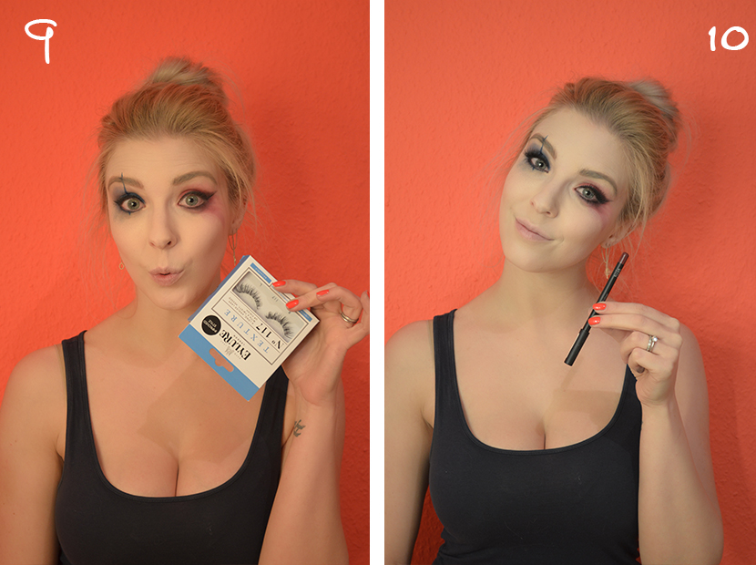 Tutorial-Harley-Quinn-Schminken-Blog-Belle-Melange-Beauty-5